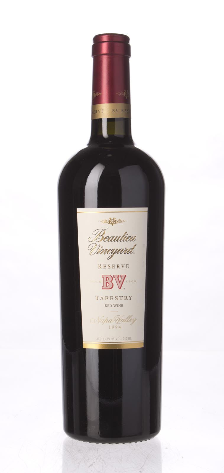 Beaulieu Vineyard Proprietary Red Tapestry Reserve 1994, 750mL (WS91) from The BPW - Merchants of rare and fine wines.