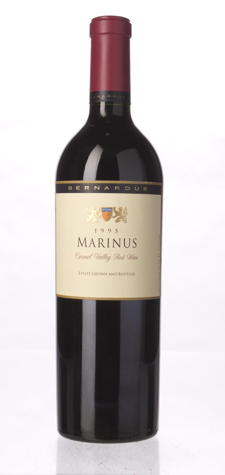 Bernardus Proprietary Red Marinus 1995, 750mL () from The BPW - Merchants of rare and fine wines.