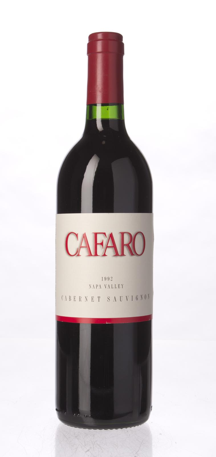 Cafaro Cabernet Sauvignon 1992, 750mL () from The BPW - Merchants of rare and fine wines.