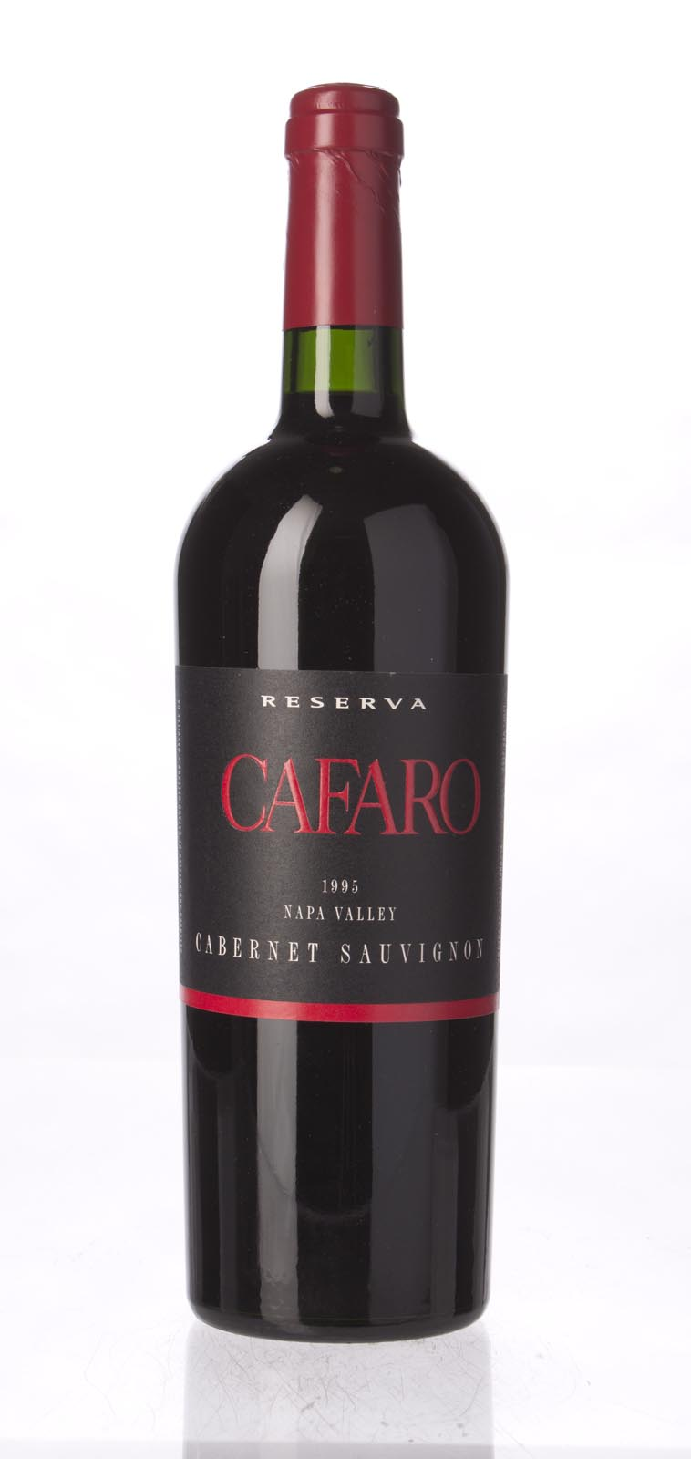 Cafaro Cabernet Sauvignon Reserve 1995, 750mL () from The BPW - Merchants of rare and fine wines.