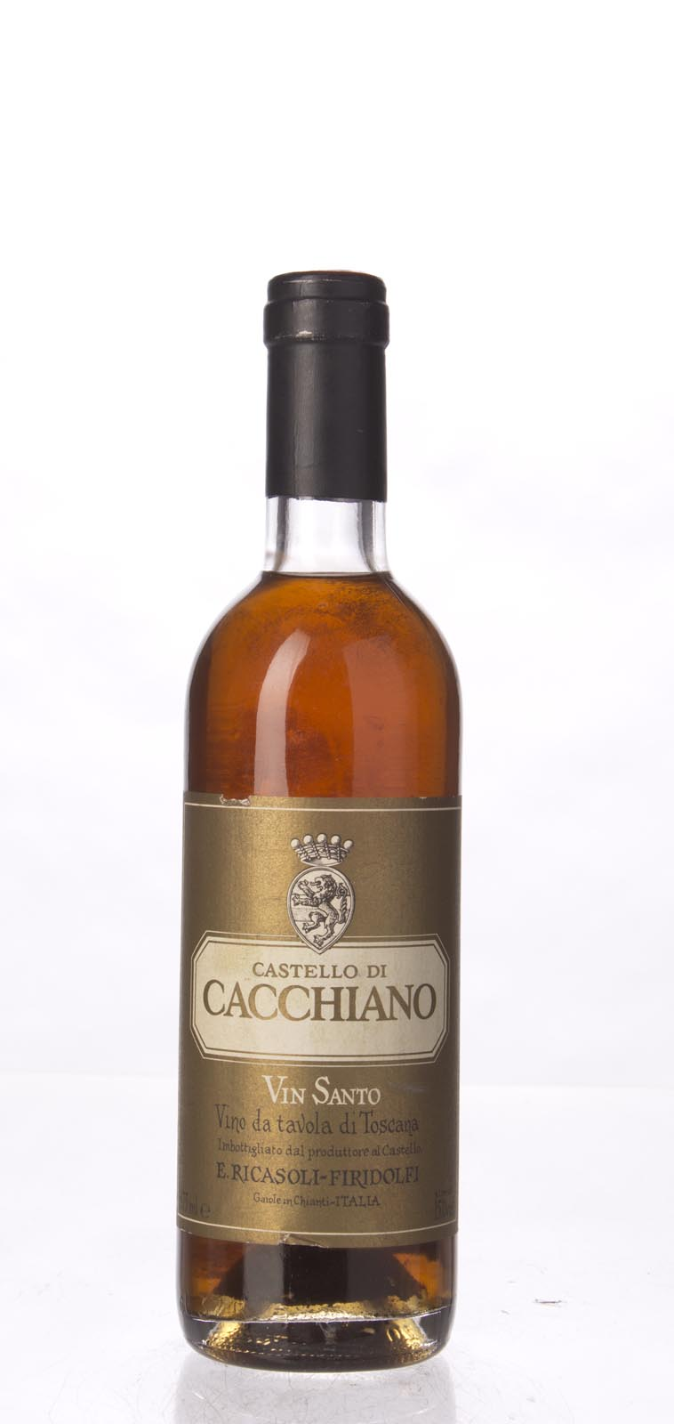 Castello di Cacchiano Vin Santo N.V., 375ml () from The BPW - Merchants of rare and fine wines.