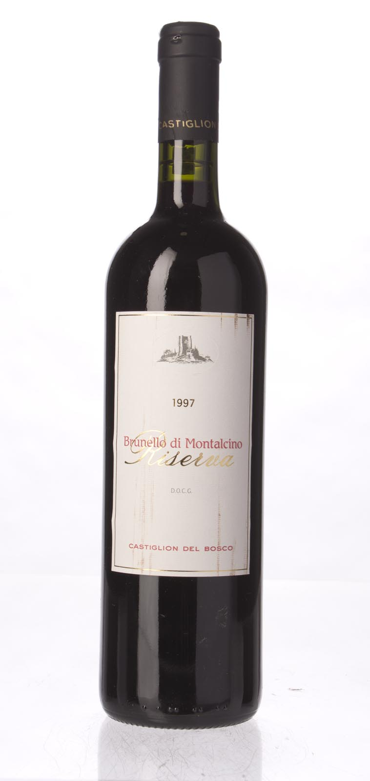 Castiglion del Bosco Brunello di Montalcino Riserva 1997, 750mL (WS92) from The BPW - Merchants of rare and fine wines.