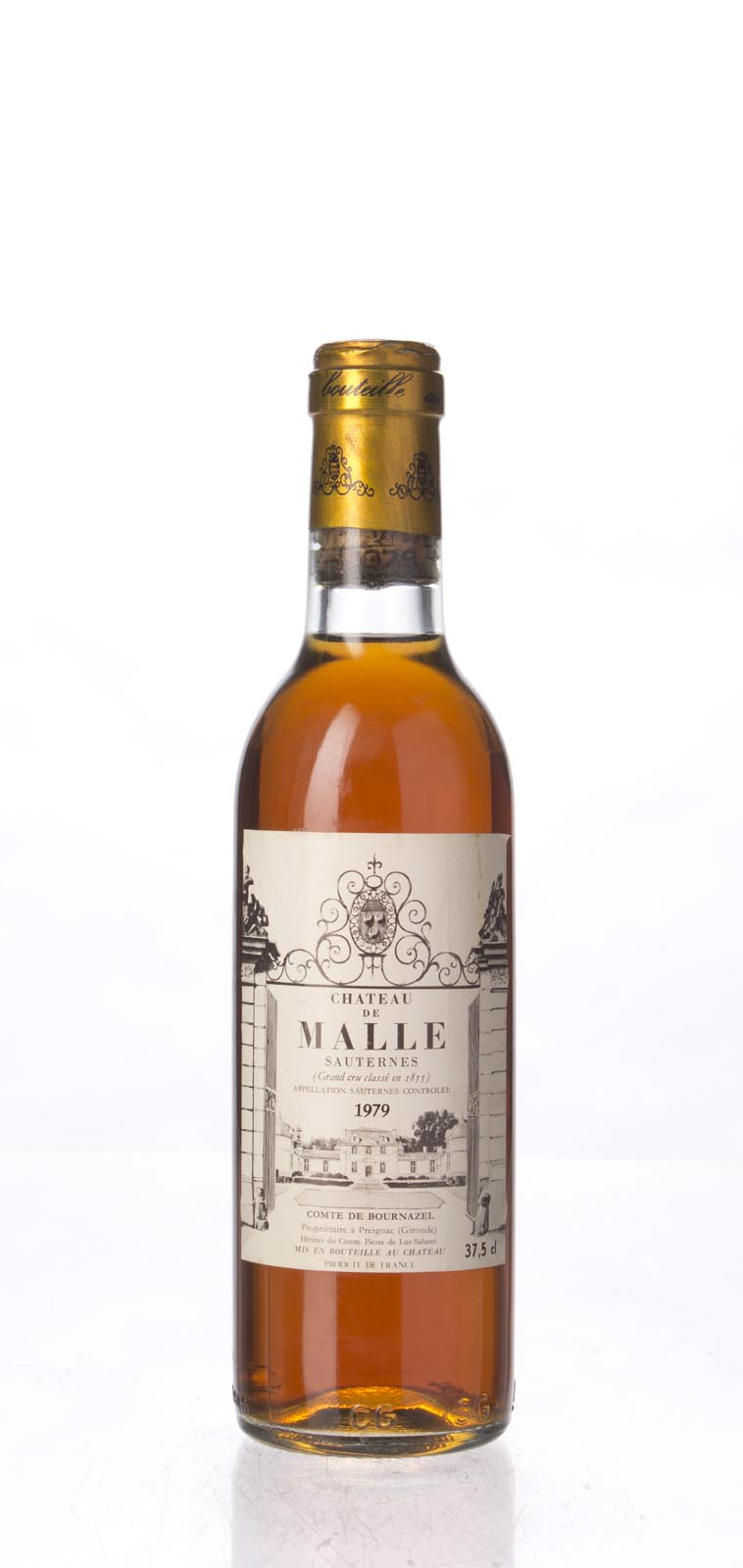 Chateau de Malle 1979, 375mL () from The BPW - Merchants of rare and fine wines.