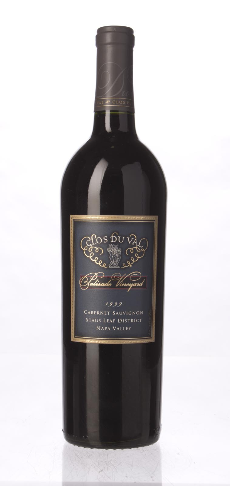 Clos du Val Cabernet Sauvignon Palisades Vineyard 1999, 750ml () from The BPW - Merchants of rare and fine wines.