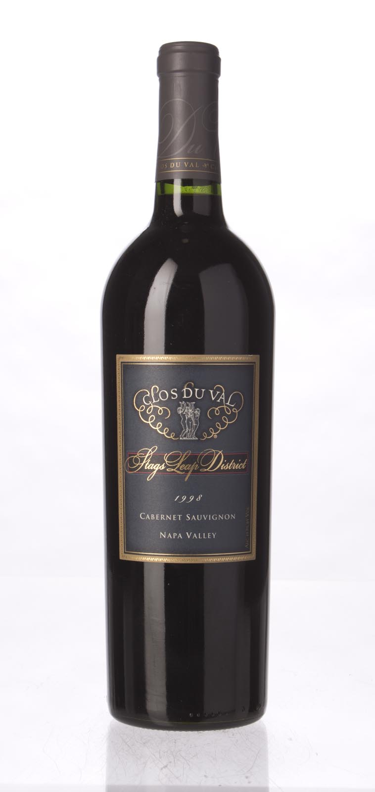 Clos du Val Cabernet Sauvignon Stag`s Leap District 1998, 750ml () from The BPW - Merchants of rare and fine wines.