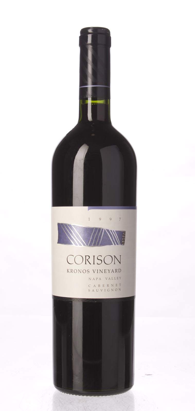 Corison Cabernet Sauvignon Kronos Vineyard 1997, 750mL () from The BPW - Merchants of rare and fine wines.