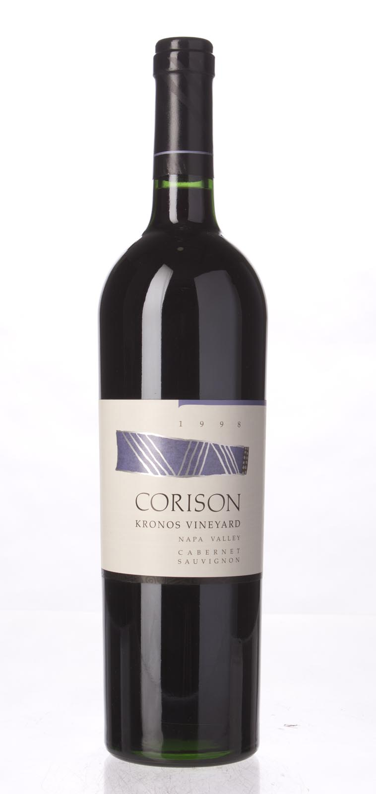 Corison Cabernet Sauvignon Kronos Vineyard 1998, 750mL () from The BPW - Merchants of rare and fine wines.