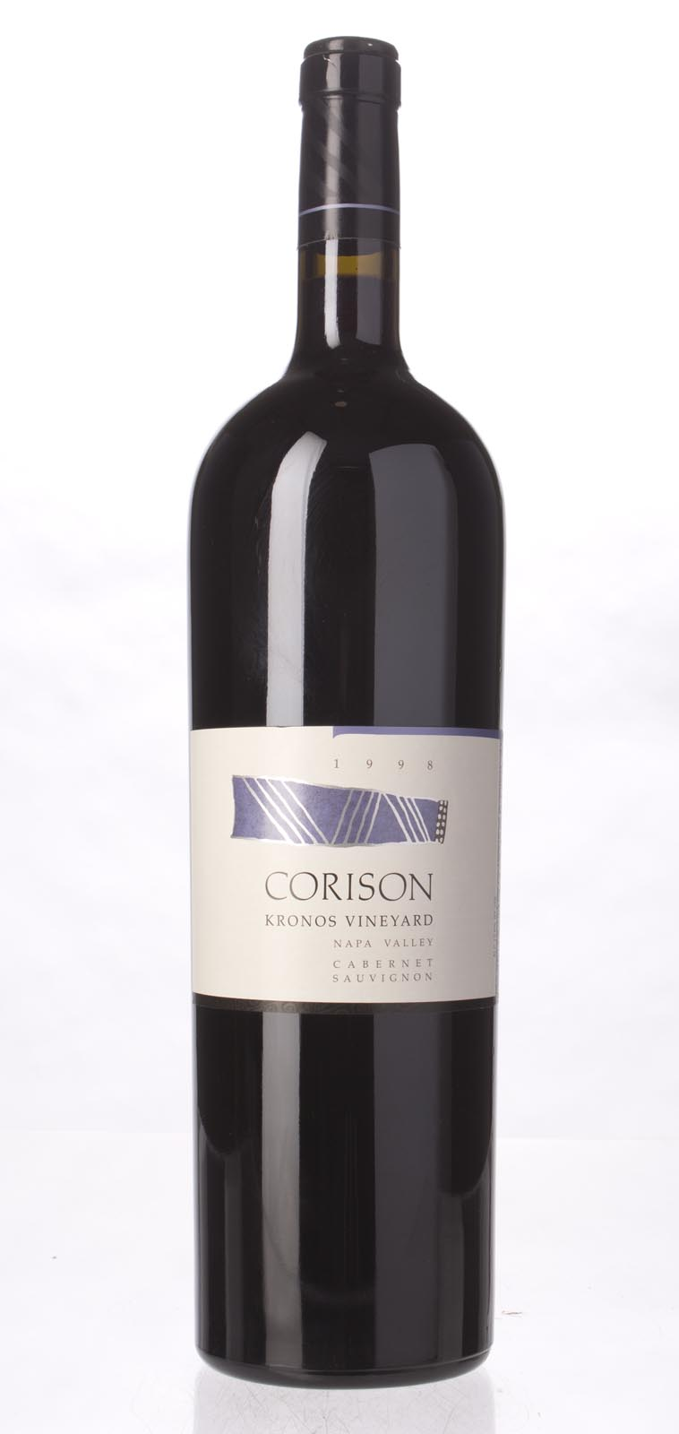 Corison Cabernet Sauvignon Kronos Vineyard 1998, 1.5L () from The BPW - Merchants of rare and fine wines.