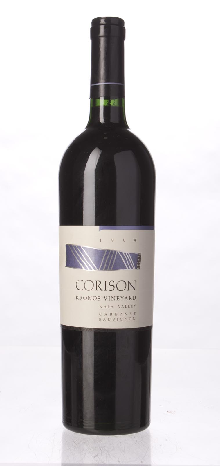 Corison Cabernet Sauvignon Kronos Vineyard 1999, 750mL () from The BPW - Merchants of rare and fine wines.