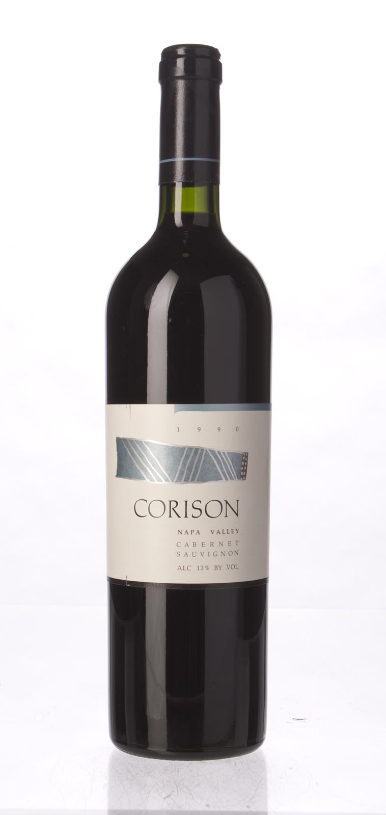 Corison Cabernet Sauvignon Napa Valley 1990, 750mL (WS91) from The BPW - Merchants of rare and fine wines.
