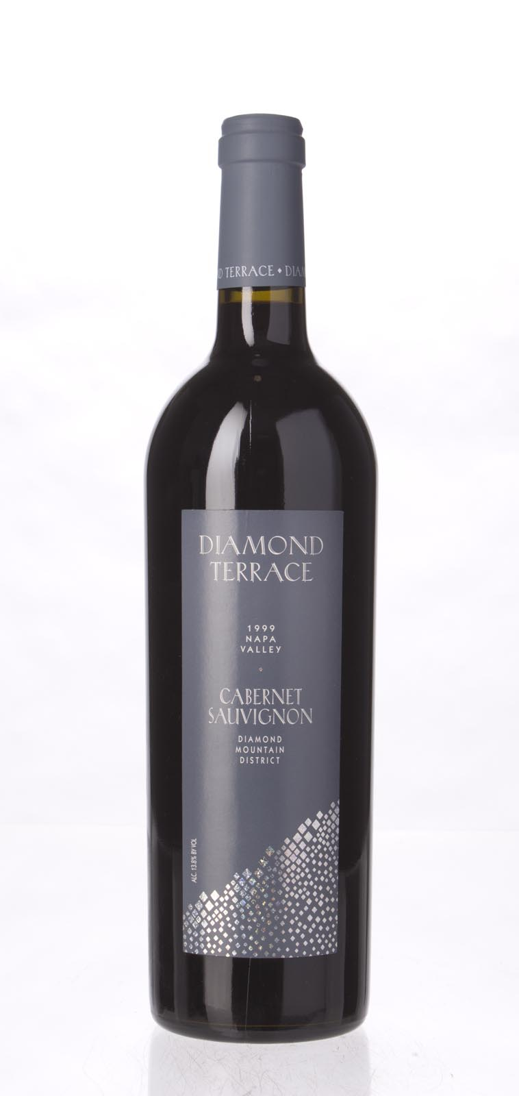 Diamond Terrace Cabernet Sauvignon Diamond Mountain District 1999, 750mL (WS93) from The BPW - Merchants of rare and fine wines.