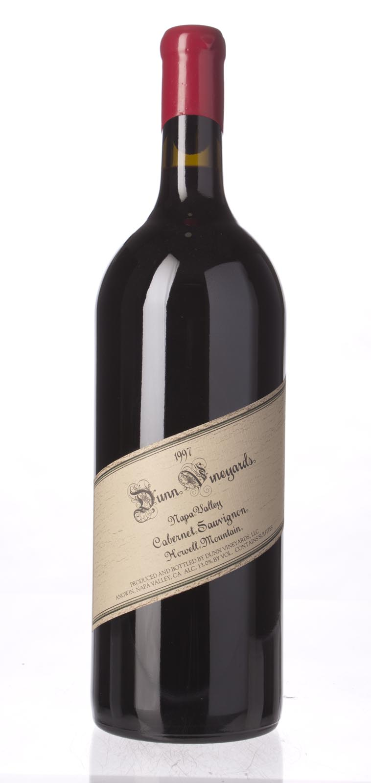 Dunn Cabernet Sauvignon Howell Mountain 1997, 1.5L (WA95) from The BPW - Merchants of rare and fine wines.