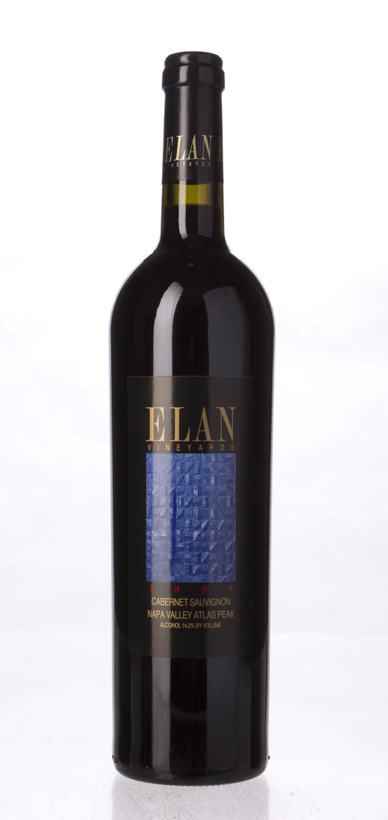 Elan Vineyards Cabernet Sauvignon Atlas Peak 1999, 750mL () from The BPW - Merchants of rare and fine wines.