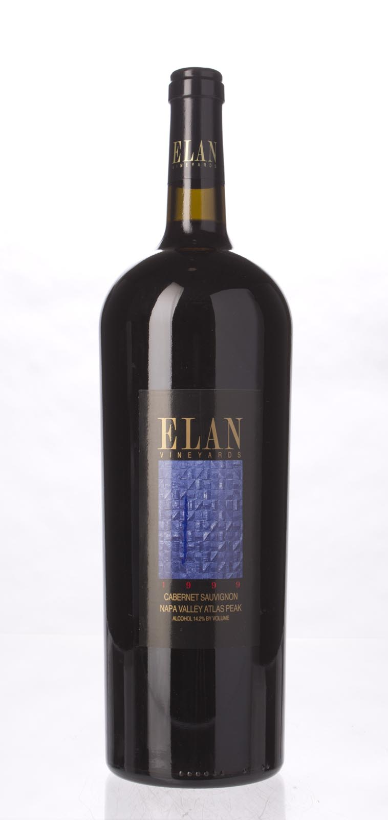 Elan Vineyards Cabernet Sauvignon Atlas Peak 1999, 1.5L () from The BPW - Merchants of rare and fine wines.