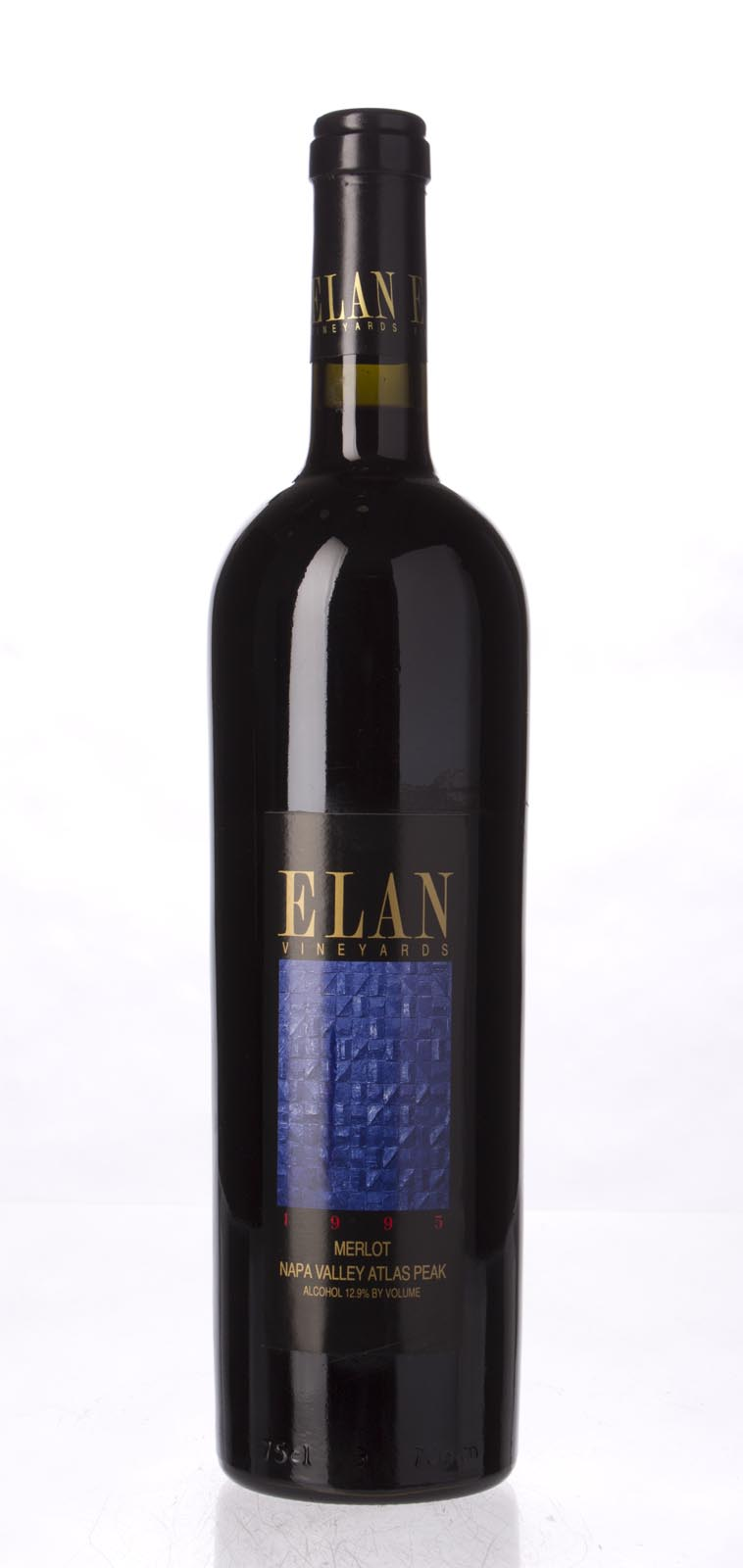 Elan Vineyards Merlot Atlas Peak 1995, 750mL () from The BPW - Merchants of rare and fine wines.