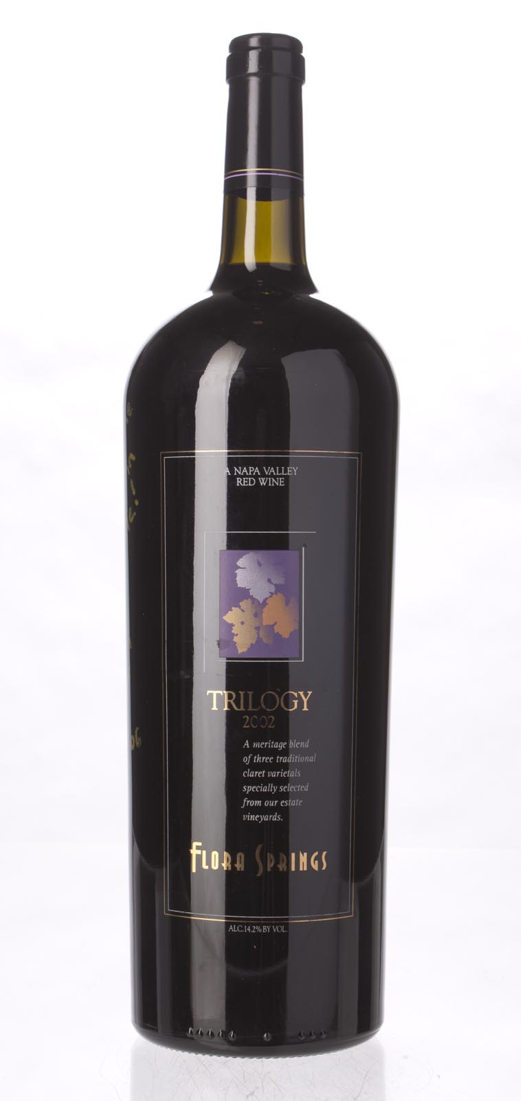 Flora Springs Trilogy 2002, 1.5L (WA91, WS92) from The BPW - Merchants of rare and fine wines.
