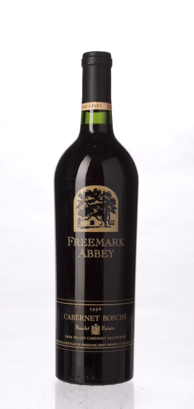 Freemark Abbey Cabernet Sauvignon Bosche Vineyard 1996, 750mL () from The BPW - Merchants of rare and fine wines.