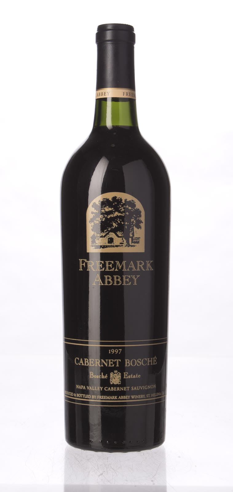 Freemark Abbey Cabernet Sauvignon Bosche Vineyard 1997, 750mL () from The BPW - Merchants of rare and fine wines.