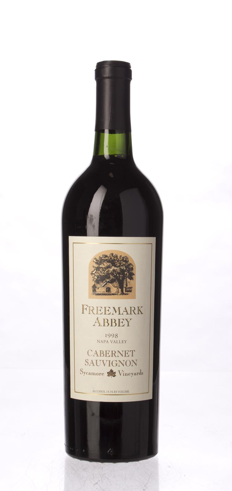 Freemark Abbey Cabernet Sauvignon Sycamore Vineyard 1998, 750mL () from The BPW - Merchants of rare and fine wines.