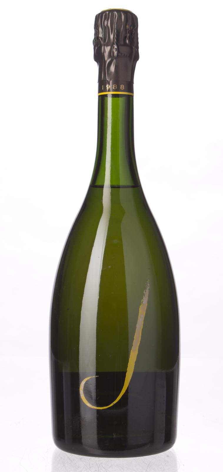 J. Wine Co. Sparkling Sonoma County 1988, 750mL () from The BPW - Merchants of rare and fine wines.