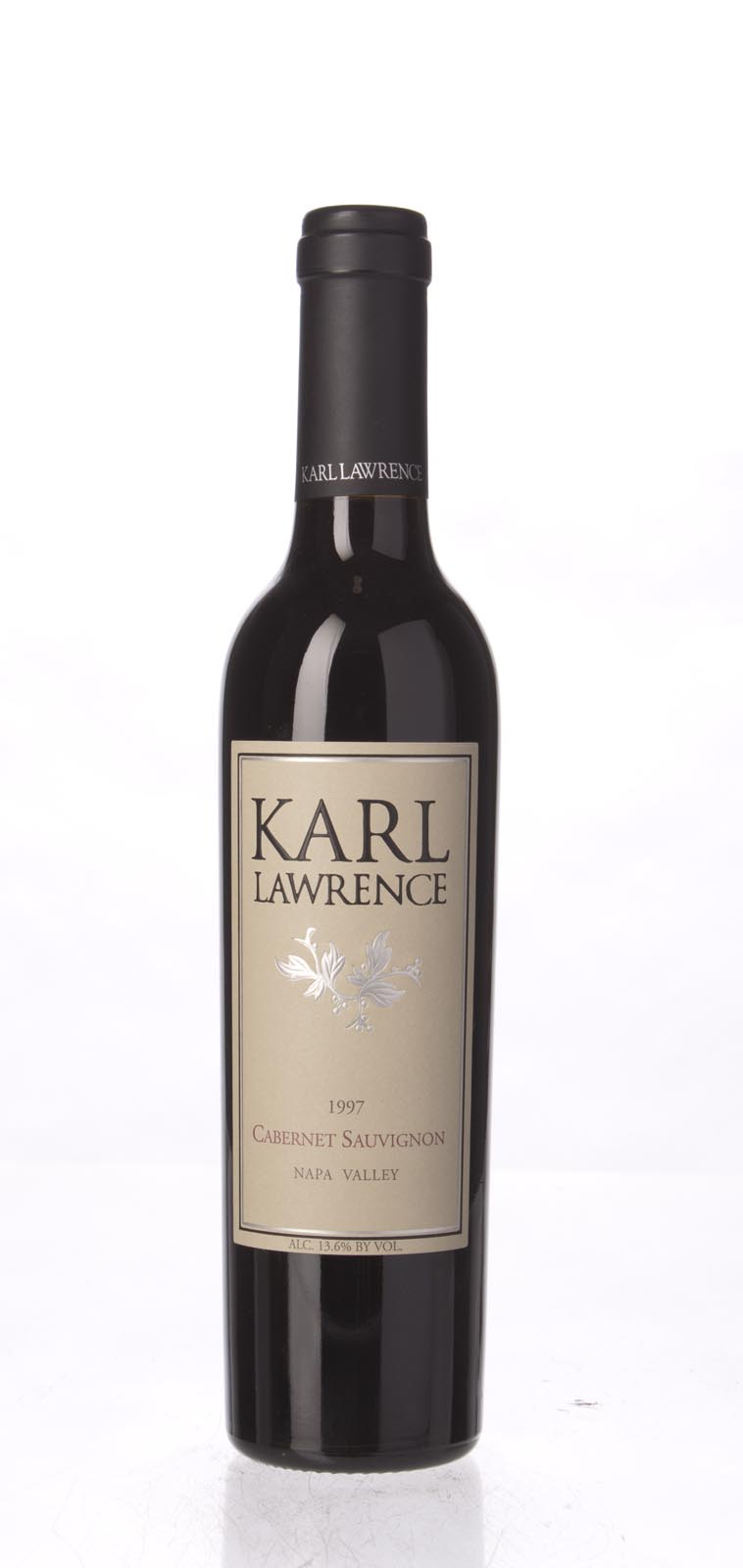 Karl Lawrence Cabernet Sauvignon Napa Valley 1997, 375mL (WS92) from The BPW - Merchants of rare and fine wines.