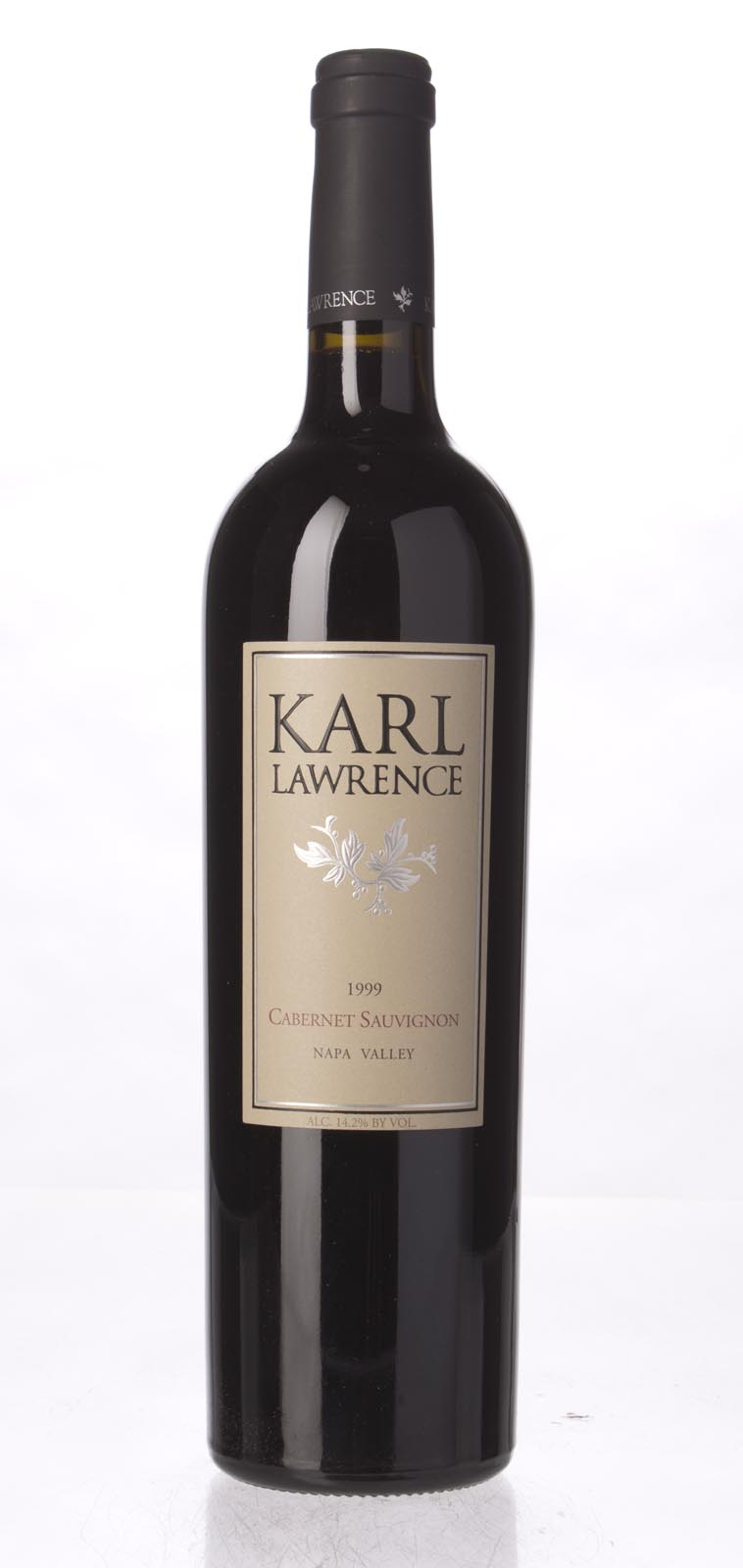 Karl Lawrence Cabernet Sauvignon Napa Valley 1999, 750mL () from The BPW - Merchants of rare and fine wines.