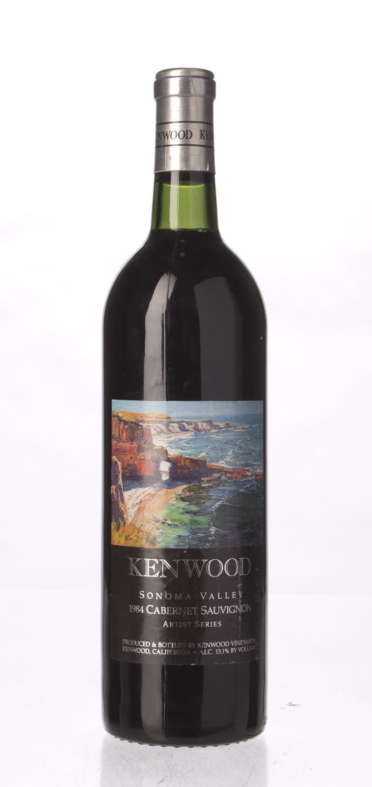 Kenwood Cabernet Sauvignon Artist`s Series 1984, 750mL (WS93) from The BPW - Merchants of rare and fine wines.