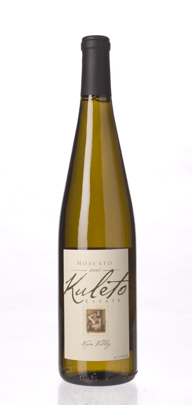 Kuleto Estate Moscato Napa Valley 2008, 750mL () from The BPW - Merchants of rare and fine wines.