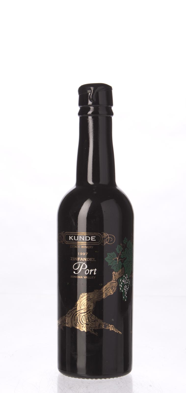 Kunde Estate Zinfandel Port 1997, 375ml () from The BPW - Merchants of rare and fine wines.