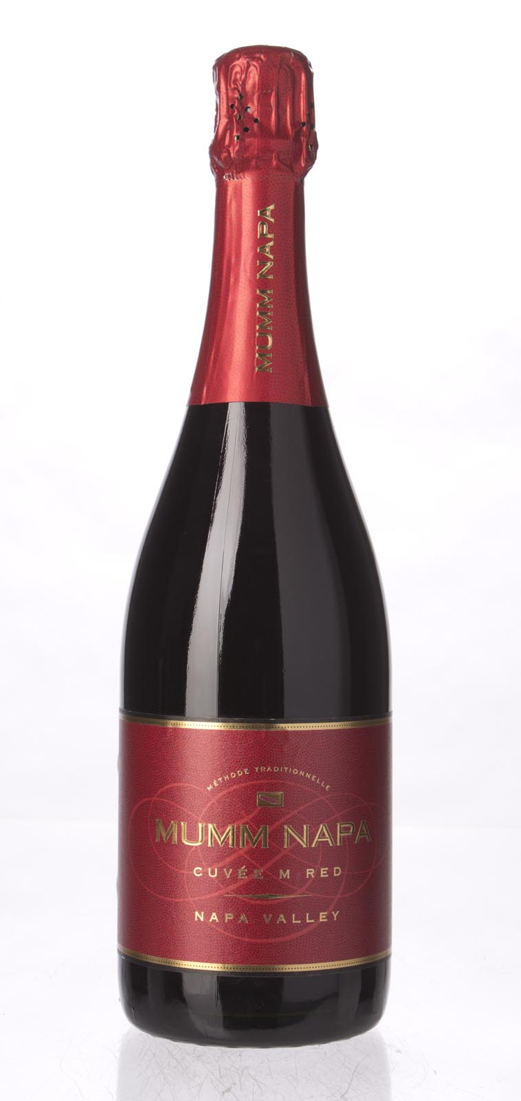 Mumm Cuvee Napa Brut Cuvee M N.V., 750mL () from The BPW - Merchants of rare and fine wines.