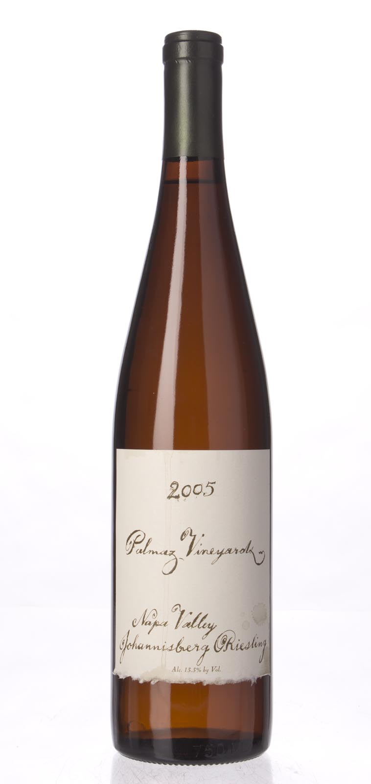 Palmaz Vineyards Riesling Johannisberg 2005, 750mL () from The BPW - Merchants of rare and fine wines.