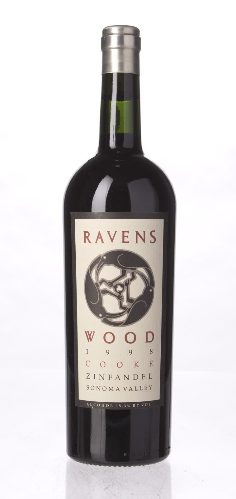 Ravenswood Zinfandel Cooke Vineyard 1998, 750mL (ST92) from The BPW - Merchants of rare and fine wines.
