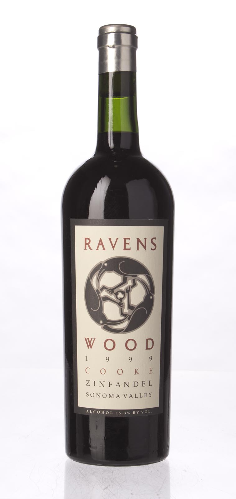 Ravenswood Zinfandel Cooke Vineyard 1999, 750mL () from The BPW - Merchants of rare and fine wines.