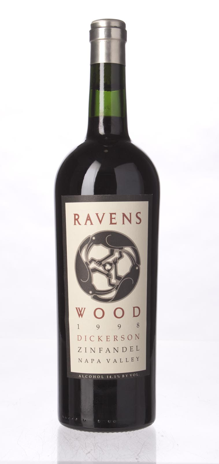 Ravenswood Zinfandel Dickerson Vineyard 1998, 750mL () from The BPW - Merchants of rare and fine wines.