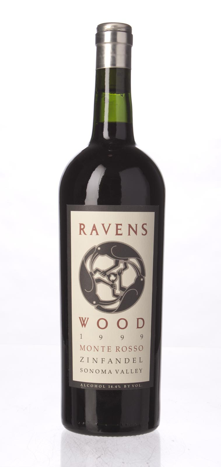 Ravenswood Zinfandel Monte Rosso 1999, 750mL () from The BPW - Merchants of rare and fine wines.