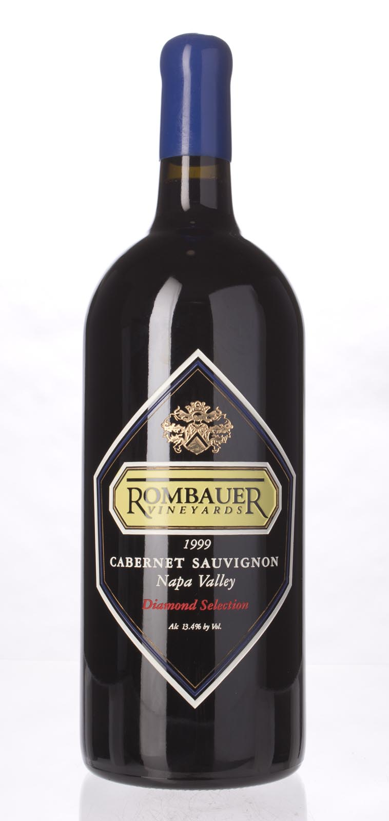 Rombauer Cabernet Sauvignon Napa Valley Diamond Selection 1999, 3L () from The BPW - Merchants of rare and fine wines.