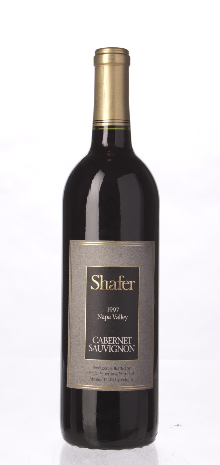 Shafer Cabernet Sauvignon Stag`s Leap District 1997, 750mL (WA90) from The BPW - Merchants of rare and fine wines.