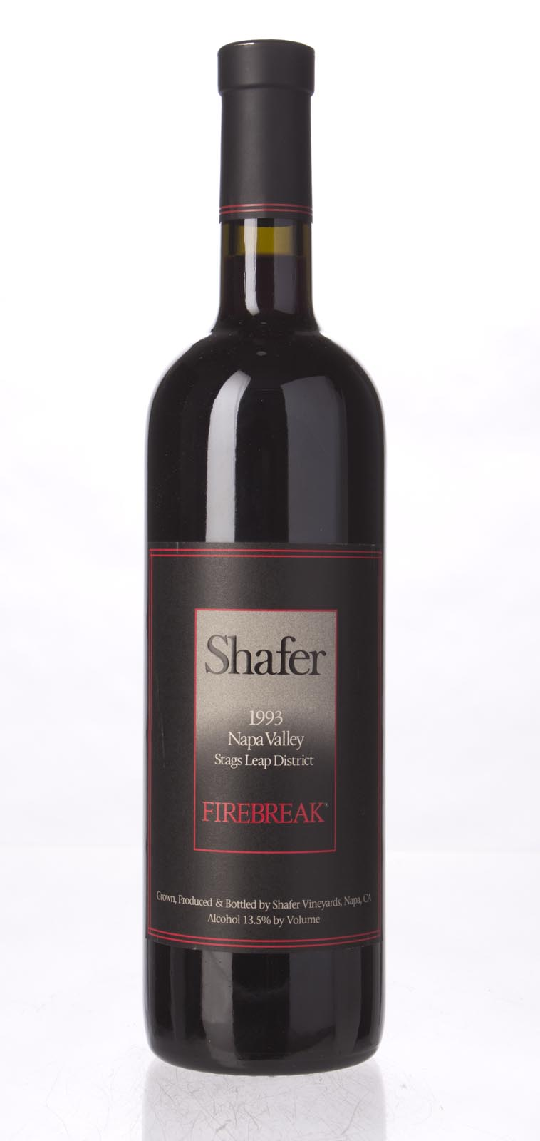 Shafer Firebreak Sangiovese 1993, 750mL () from The BPW - Merchants of rare and fine wines.
