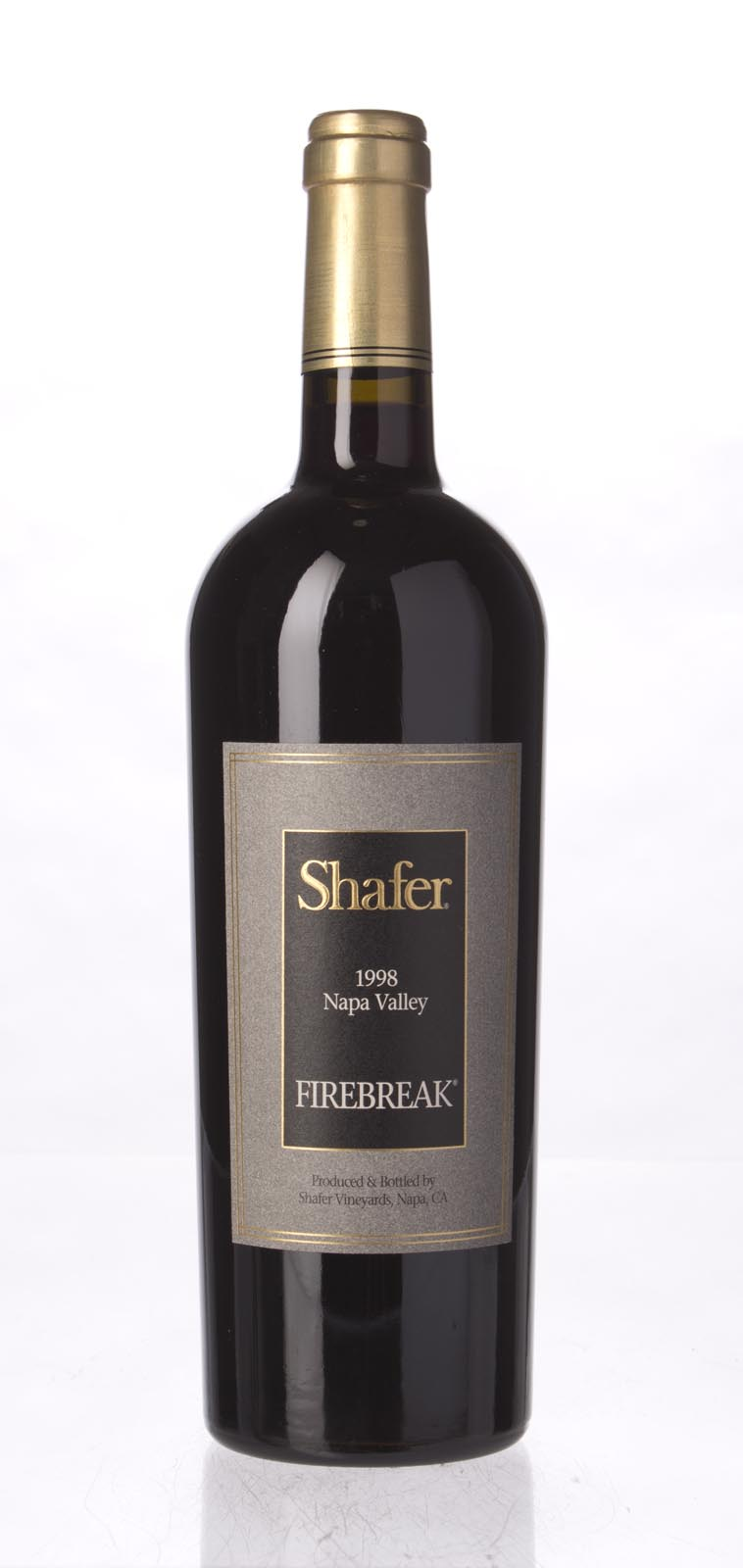 Shafer Firebreak Sangiovese 1998, 750mL () from The BPW - Merchants of rare and fine wines.