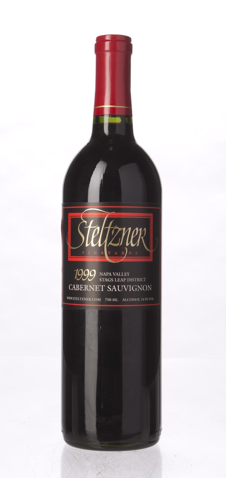 Steltzner Cabernet Sauvignon Stag`s Leap 1999, 750mL () from The BPW - Merchants of rare and fine wines.