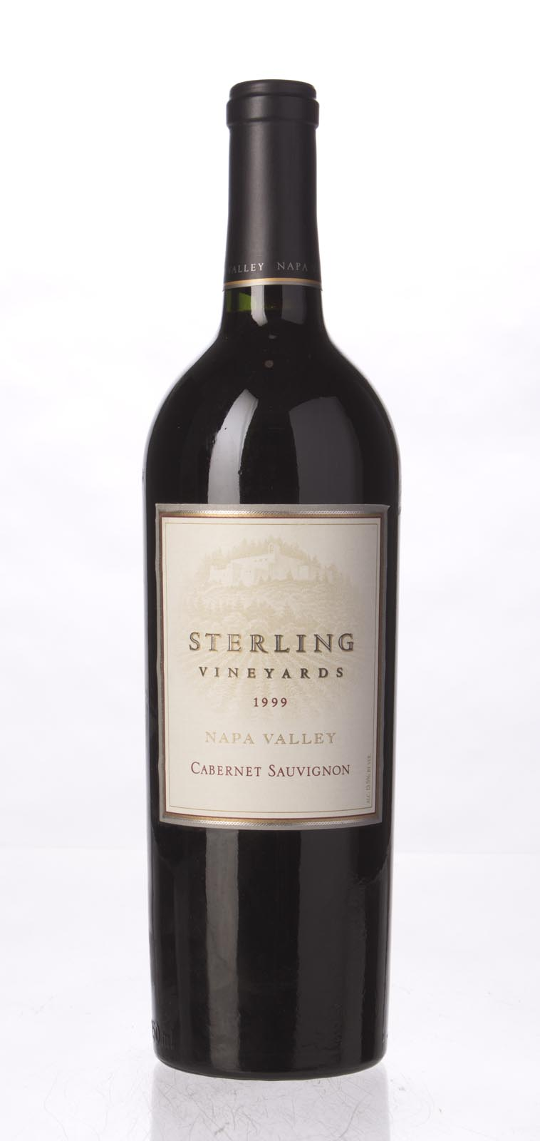 Sterling Vineyards Cabernet Sauvignon Napa Valley 1999, 750ml () from The BPW - Merchants of rare and fine wines.