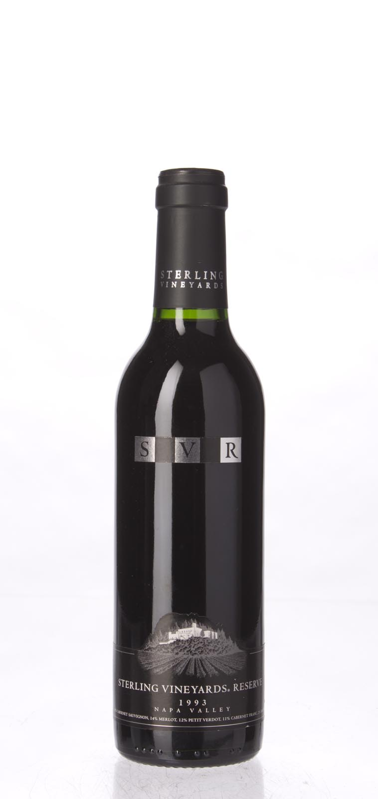 Sterling Vineyards Proprietary Red Reserve 1993, 375ml () from The BPW - Merchants of rare and fine wines.
