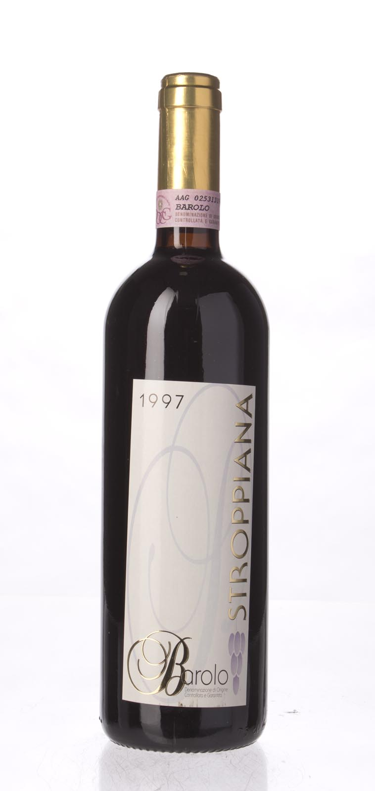 Stroppiana Barolo Vigna San Giacomo 1997, 750mL () from The BPW - Merchants of rare and fine wines.