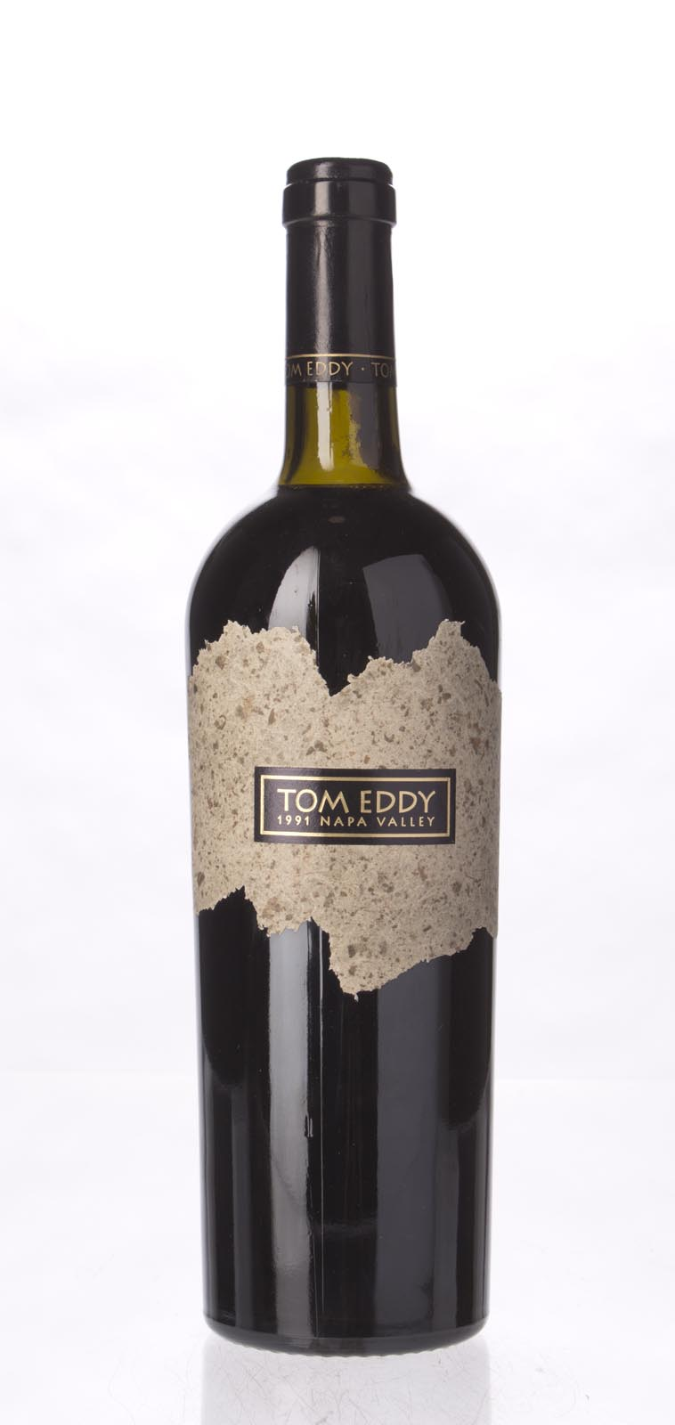Tom Eddy Cabernet Sauvignon Napa Valley 1991, 750mL (WS91) from The BPW - Merchants of rare and fine wines.