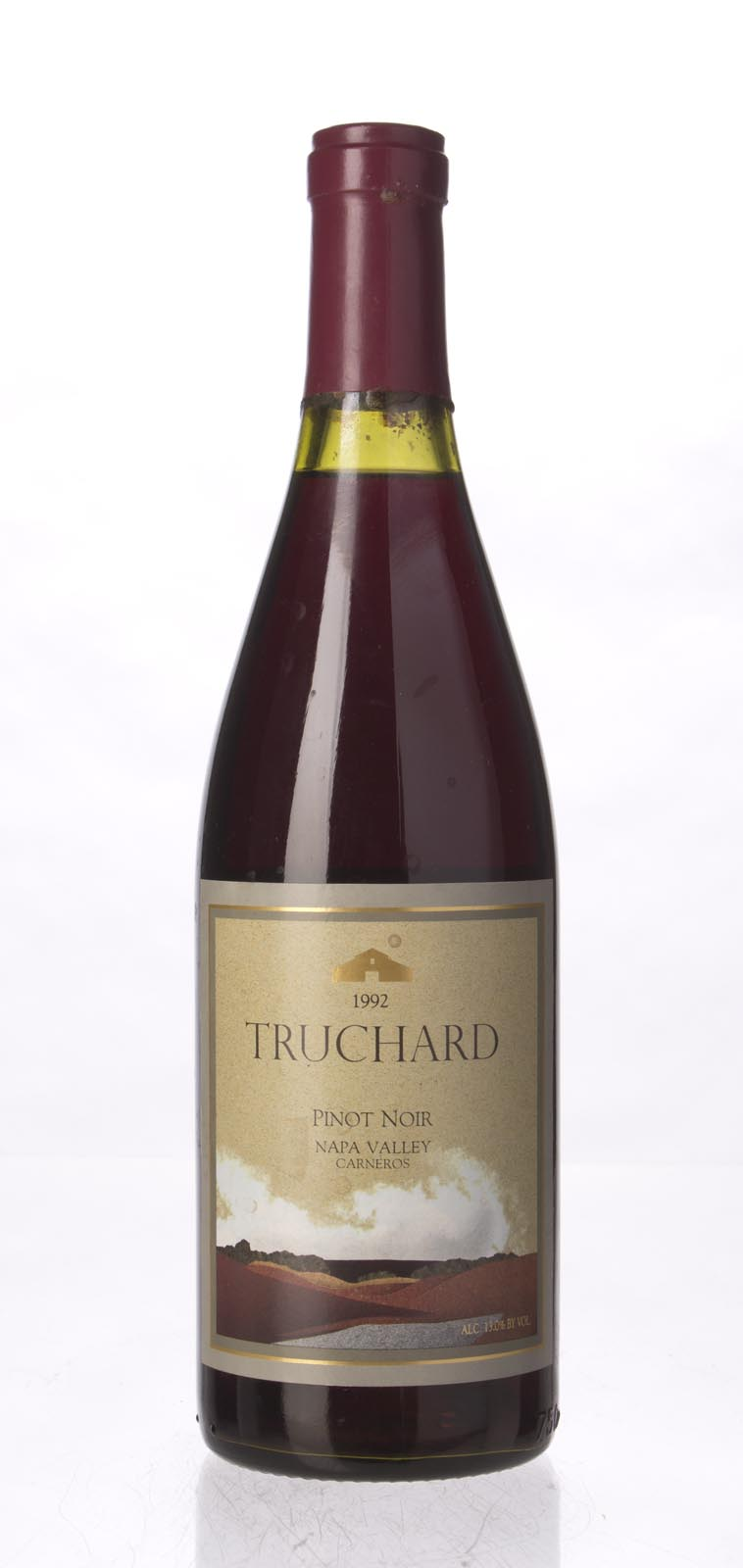 Truchard Pinot Noir Carneros 1992, 750ml () from The BPW - Merchants of rare and fine wines.