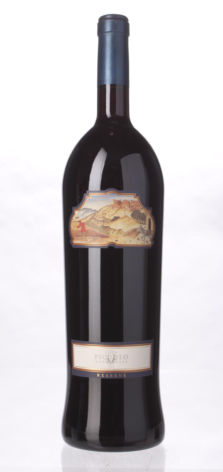 Viansa Sangiovese Piccolo Reserve 1999, 1.5L () from The BPW - Merchants of rare and fine wines.