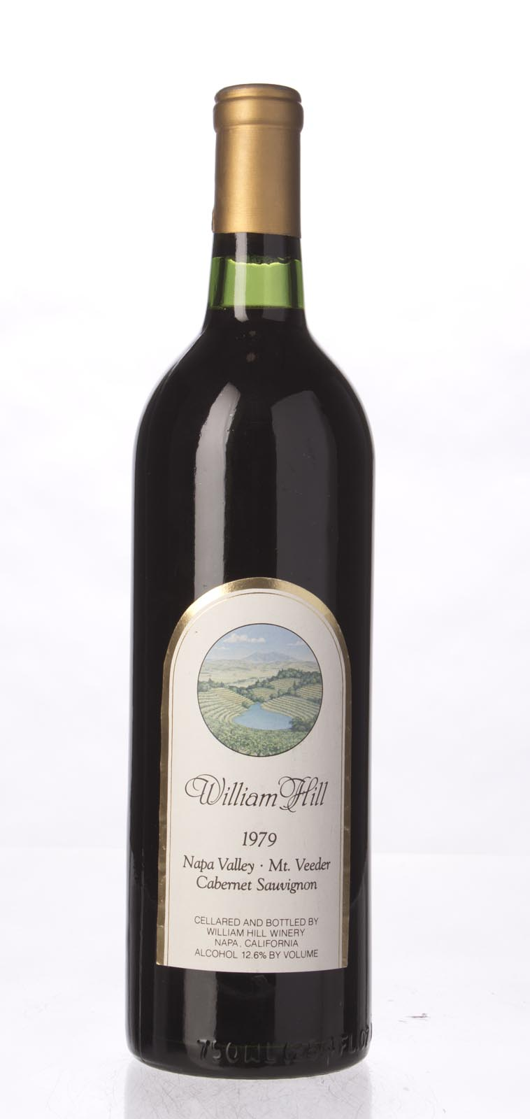 William Hill Cabernet Sauvignon Mount Veeder 1979, 750mL () from The BPW - Merchants of rare and fine wines.