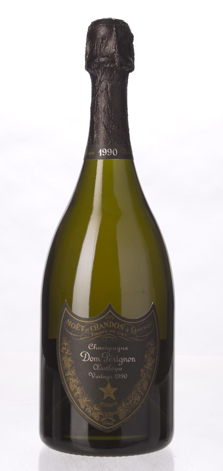 Moet Chandon Dom Perignon Oenotheque 1990,  (ST95, WS96) from The BPW - Merchants of rare and fine wines.