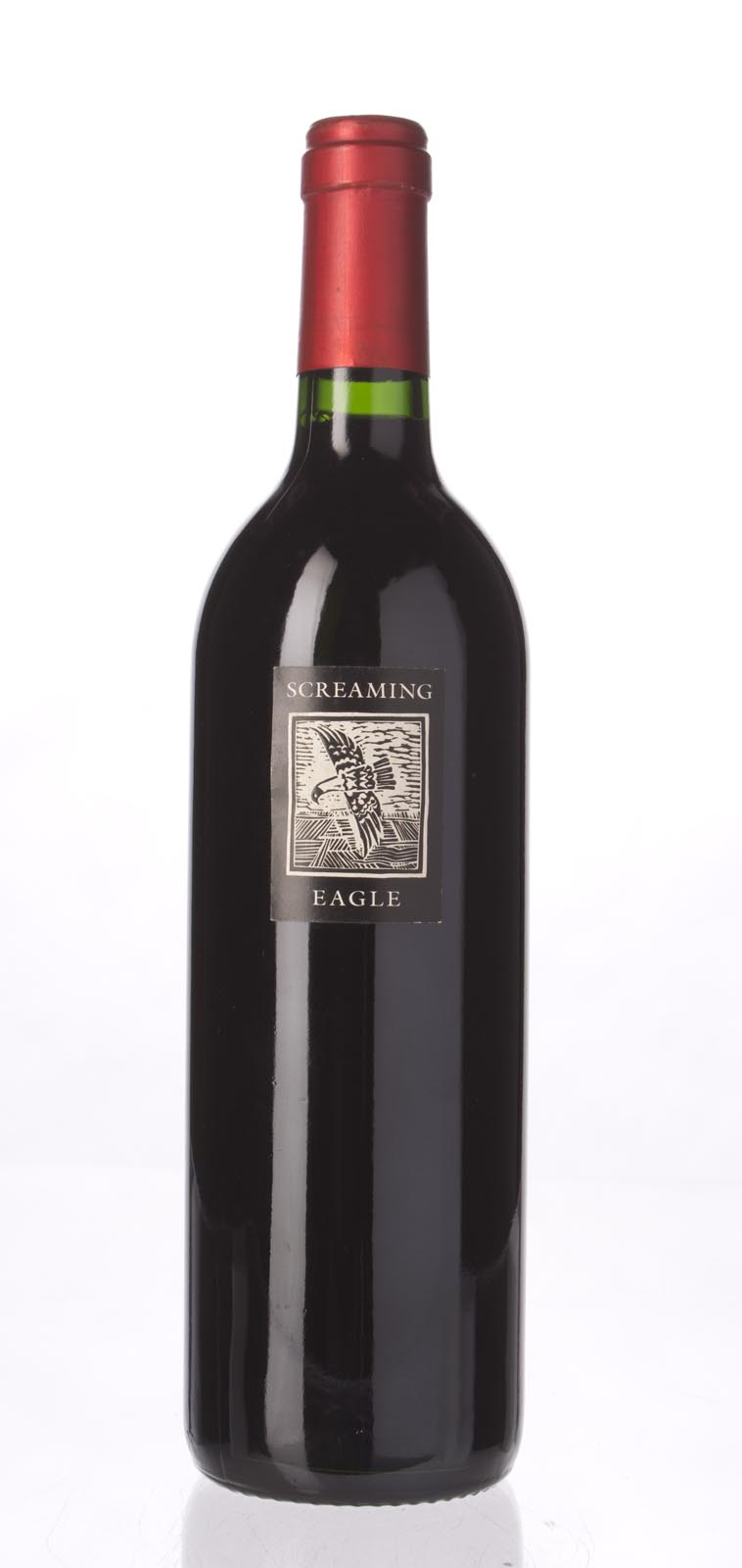 Screaming Eagle Cabernet Sauvignon Oakville 1992, 750ml (WA99 -- Rare, Debut Vintage!) from The BPW - Merchants of rare and fine wines.