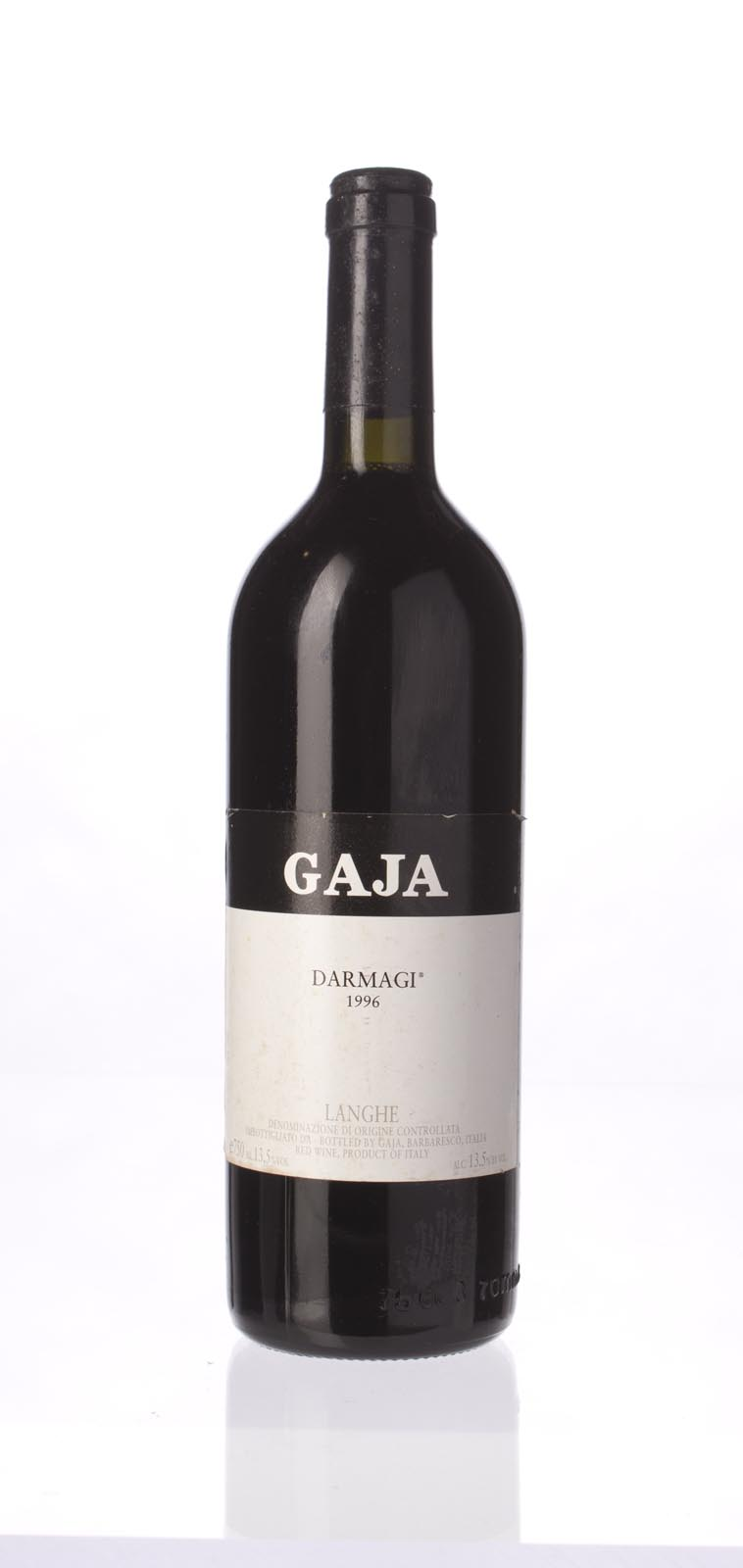 Gaja Darmagi Cabernet Sauvignon 1996, 750mL () from The BPW - Merchants of rare and fine wines.